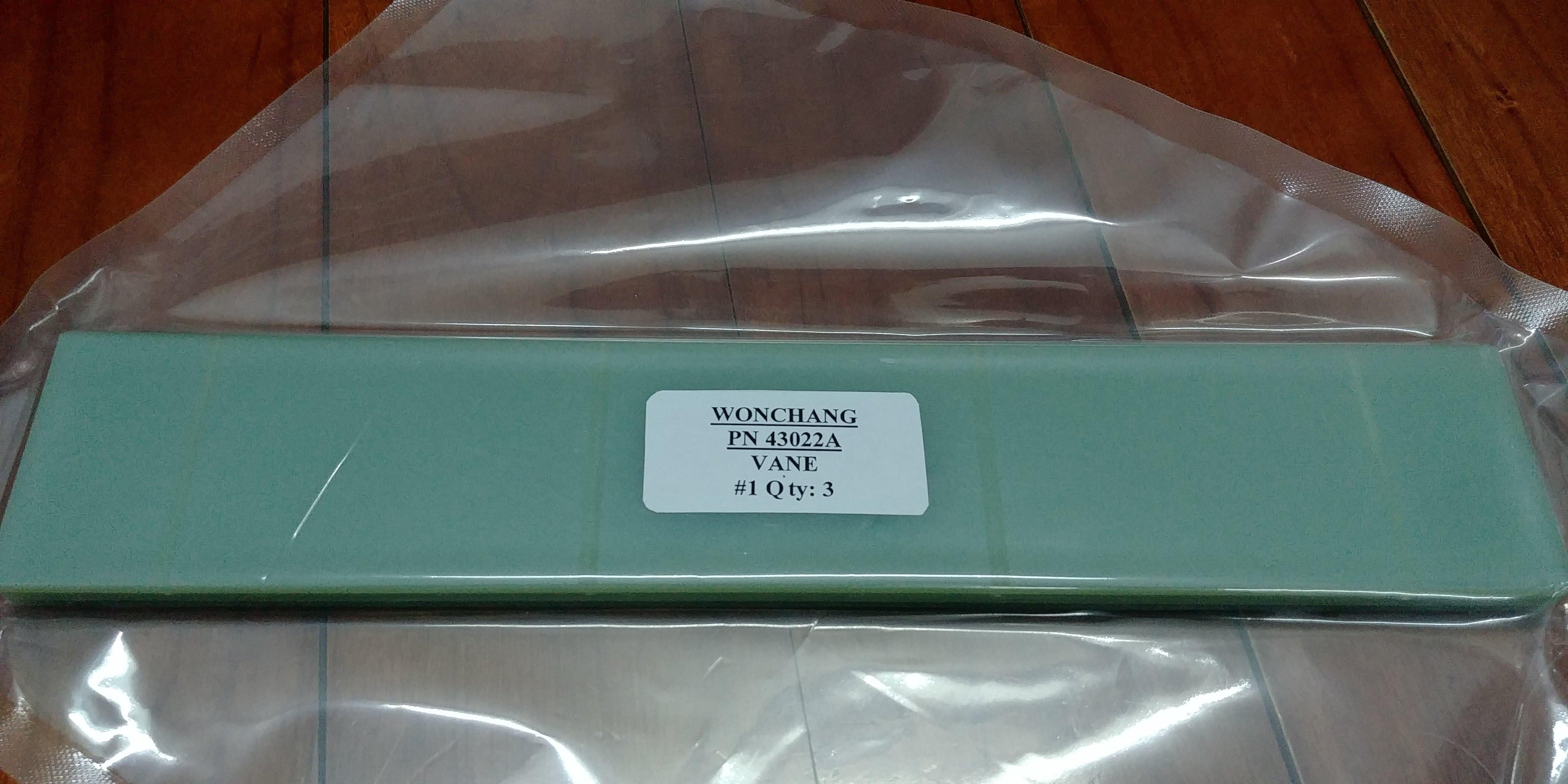 Cánh gạt bơm hút chân không WOVP 0200F